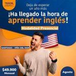 Ingles Presencial Santiago y Viña